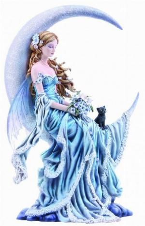 Photo of Wind Moon by Nene Thomas Fairy Figurine