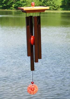 Photo of Woodstock Amber Wind Chime