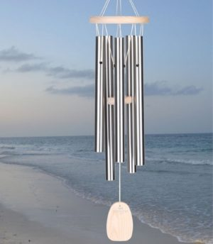 Photo of Woodstock Beachcomber Chime White Wash