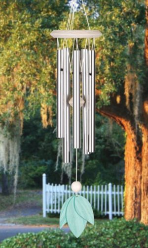 Photo of Woodstock Carolina Petals - Gracious Green Windchime