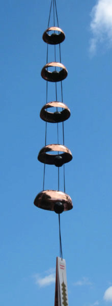 Photo of Woodstock Temple Bells Quintet Copper