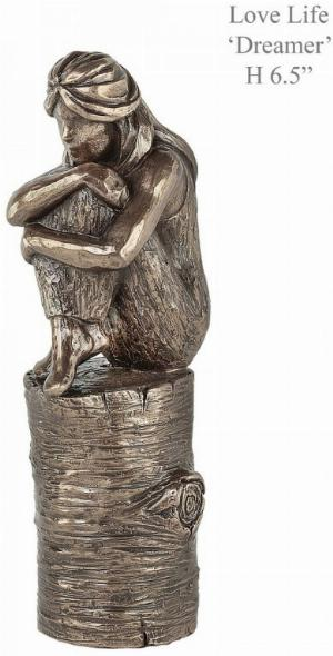 Photo of Dreamer Bronze Figurine