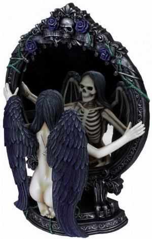Photo of Fates Reflection Gothic Figurine 33cm