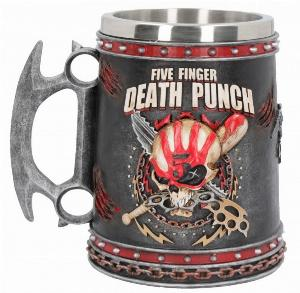 Photo of Five Finger Death Punch Tankard Officially Licensed Merchandise