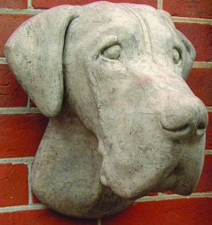Photo of Great Dane Dog Stone Plaque