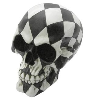 Photo of Harlequin Skull