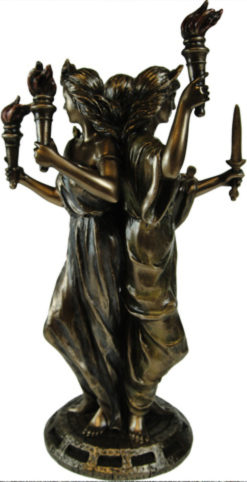 Photo of Hecate Goddess of Magic Figurine