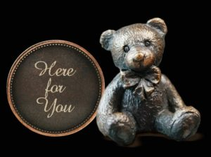 Photo of Here For You Penny Bear Michael Simpson