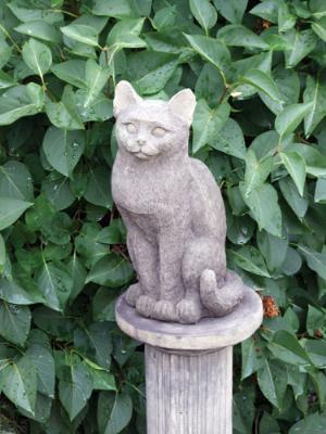 Photo of Kitty Stone Ornament