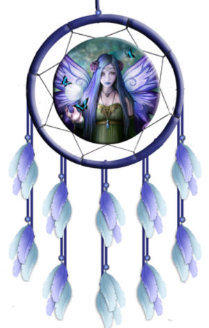 Photo of Mystic Aura Fairy Dream Catcher (Anne Stokes)