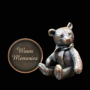 Photo of Penny Bear Warm Memories Michael Simpson