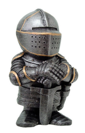 Photo of Sir Fightalot Figurine