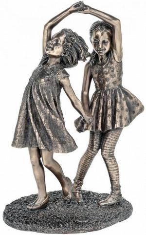 Photo of Soul Sisters Bronze Figurine