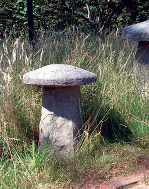 Photo of Staddle Stone (Small)