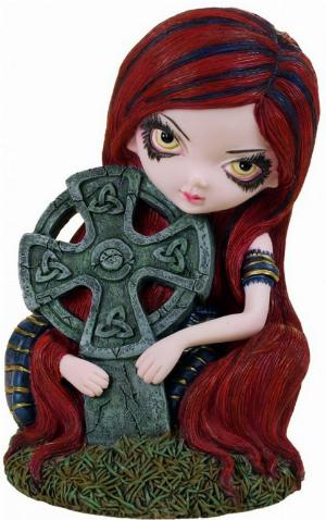 Photo of Strangely Lonely Gothic Figurine Limited Edition Jasmine Becket-Griffith