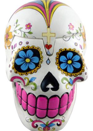 Photo of Sugar Skull White Box