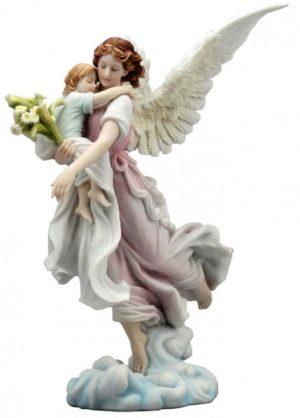 Photo of The Guardian Angel Figurine