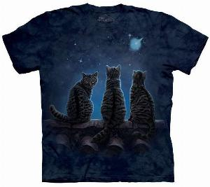 Photo of Wish Upon A Star Lisa Parker Cats T Shirt The Mountain