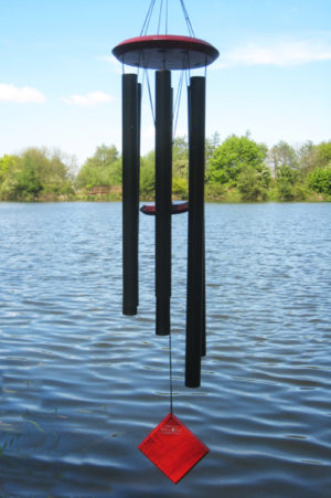 Photo of Woodstock Chimes of Earth (Black)