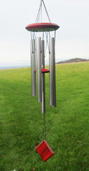 Photo of Woodstock Encore Polaris Chime (Silver)
