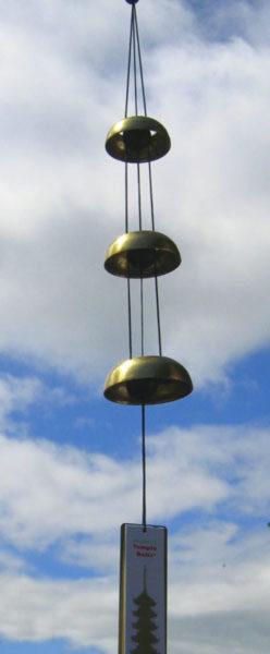 Photo of Woodstock Temple Bells - Trio Brass