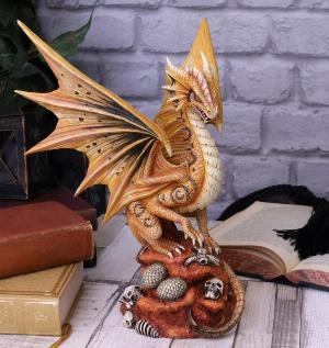 Photo of Adult Desert Dragon Figurine (Anne Stokes)