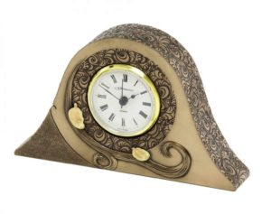 Photo of Bronze Clock (Ashling Collection)