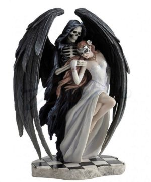 Photo of Dance with Death Figurine (Anne Stokes)