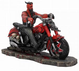 Photo of Devil Biker Figurine James Ryman