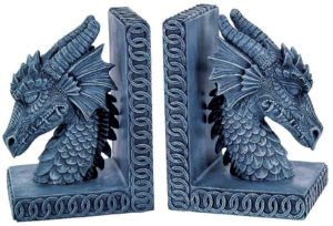Photo of Dragon Bookends