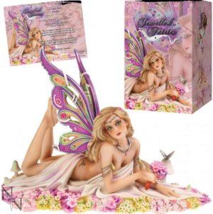 Photo of Jewelled Fairy Petalite Figurine