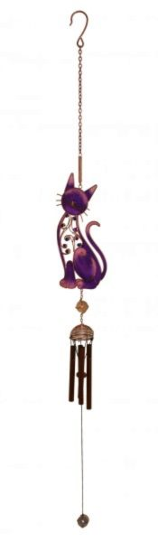 Photo of Large Cat Wind Chime