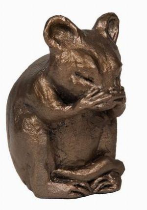 Photo of Mortimer Mouse Bronze Figurine small Frith Minima