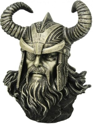Photo of Odin Bust Ornament 21 cm