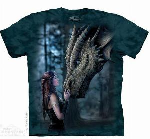 Photo of Once Upon A Time Anne Stokes T Shirt The Mountain