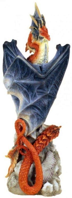 Photo of Silent Watcher Dragon Figurine (Andrew Bill) 26 cm