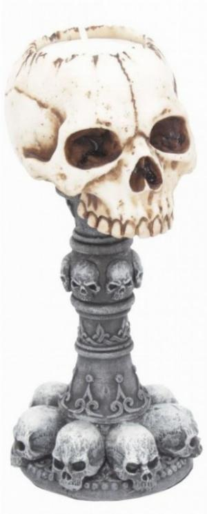 Photo of Skull Tealight Holder