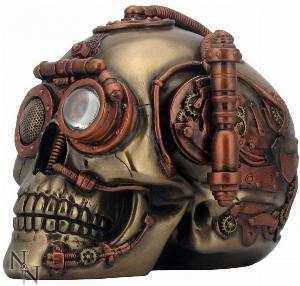 Photo of Steam Powered Observation Skull Bronze