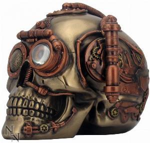 Photo of Steam Powered Observation Skull Bronze