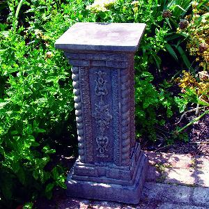 Photo of Venetian Stone Plinth