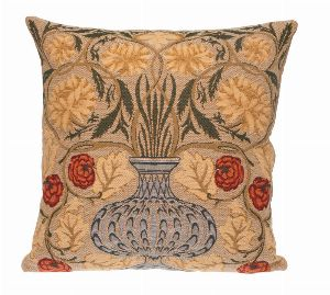 Phot of William Morris Andrew Morris Tapestry Cushion