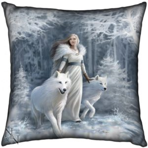 Photo of Winter Guardians Cushion (Anne Stokes) 42 cm