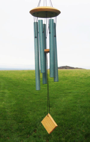 Photo of Woodstock Encore Polaris Chime (Verdigris)