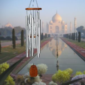 Phot of Woodstock Magical Mystery Wind Chime - Taj Mahal