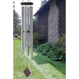 Photo of Woodstock Wind Chimes of Neptune (Silver)