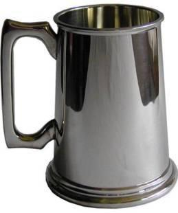 Photo of 2 Pint Quart Pewter Tankard