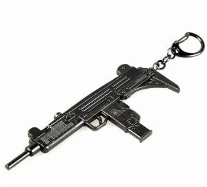 Photo of 9mm Submachine Gun Keyring