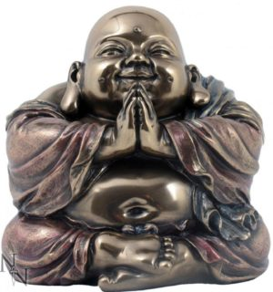 Photo of Abundance Buddha Ornament