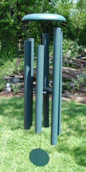 Photo of Corinthian Wind Chime Green 55 inches