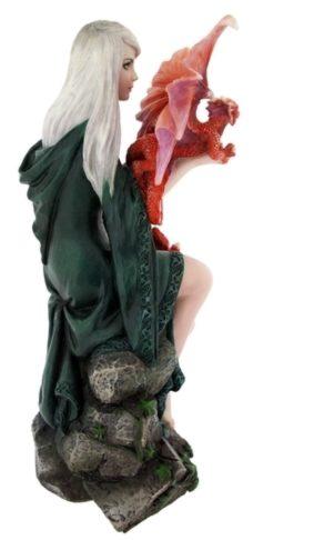 Photo of Dragonkin Figurine (Anne Stokes)